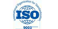 logo ISO 9001 200x100px