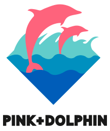 PINK + DOLPHIN